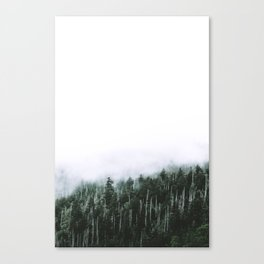 greener Canvas Print