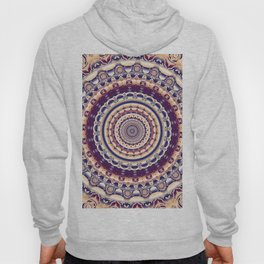 Abstractions in colors (Mandala) Hoody