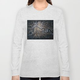Night London Long Sleeve T-shirt