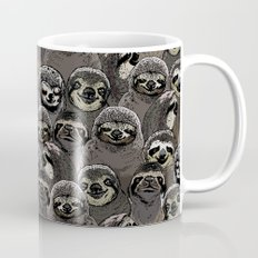 Social Sloths Mug