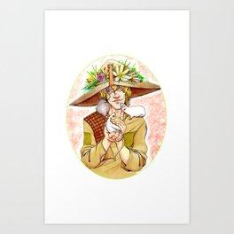 Dragon Age-A Friend to All Art Print