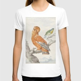 Two Exotic Birds - Vintage Tropical Decor T-shirt