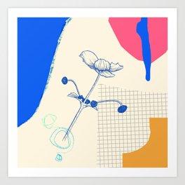 R9 Good Memories Art Print