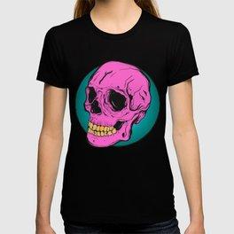Pinky skull T-shirt