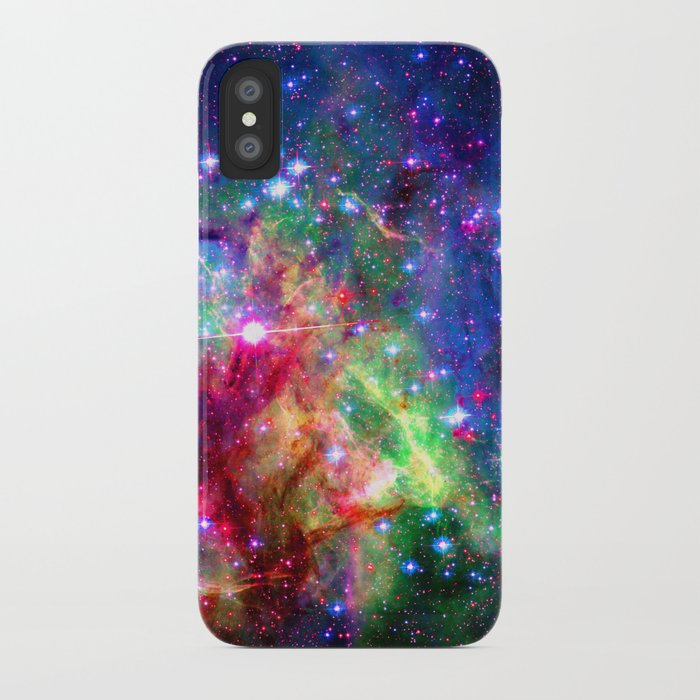 Cosmic Magic iPhone Case