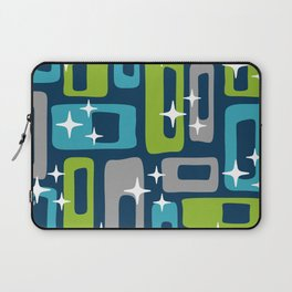 Mid Century Modern Geometric Abstract 190 Laptop Sleeve
