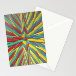 Spiked Perspective Stationery Cards