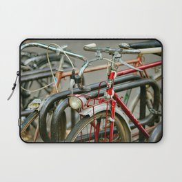 Bicycles of Paris Laptop Sleeve