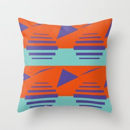 Abstract design for your creativity Throw Pillow