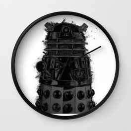 Exterminate! Wall Clock