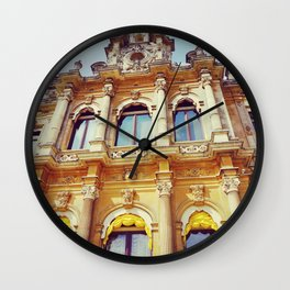Beautiful County Mansion Wall Clock