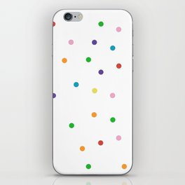 Candy Spots iPhone Skin