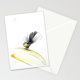 FANTAIL/ THE POSER Stationery Cards