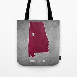 Roll Tide Tote Bag