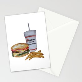 Cook Out Tray Stationery Cards