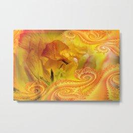 Tulip dream Metal Print
