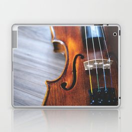 violin Laptop & iPad Skin
