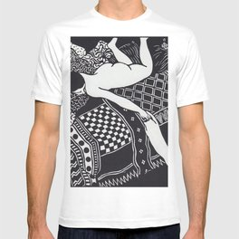 La Paresse Laziness Félix Vallotton 1896 T-shirt
