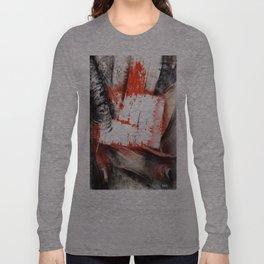 Trame Orange Long Sleeve T-shirt