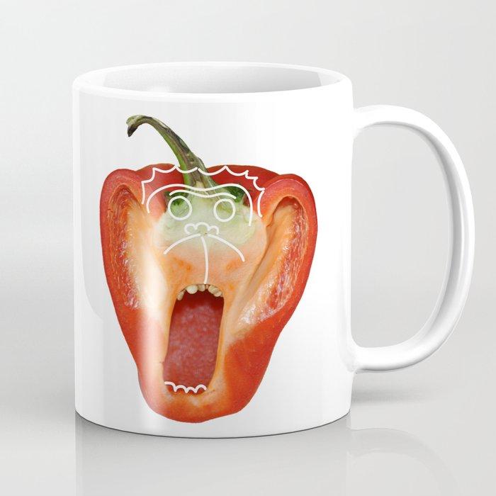 Monkey Pepper Coffee Mug