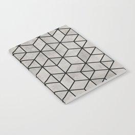 Random Concrete Cubes Notebook