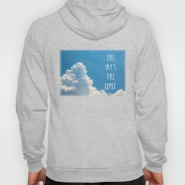 Sky's the limit - cloudscape Hoody