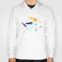 planes Hoodies featuring Planes by StazKnak