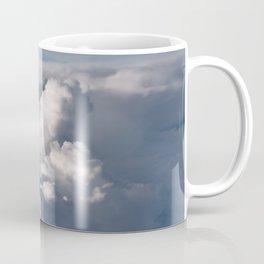 Fluffy clouds formation Coffee Mug