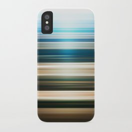 Canyon Stripes iPhone Case