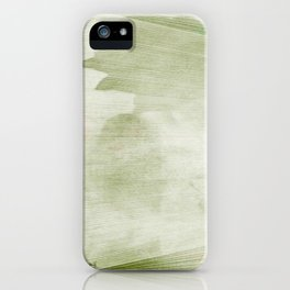 Lines and Triangles iPhone Case