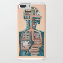 Homo Machina | The palace iPhone Case