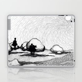 Selkie Beach Laptop & iPad Skin