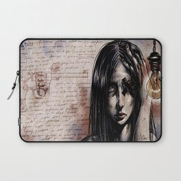 Cluster Migraine Laptop Sleeve