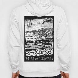 Mother Earth / Madre Tierra Hoody