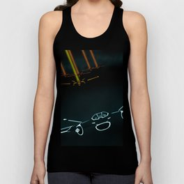 TRON LIGHT JET Unisex Tank Top