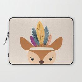 little boho deer Laptop Sleeve