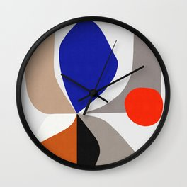 Abstract Art VIII Wall Clock