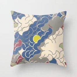 Abstract Geometric Artwork 83 Throw Pillow
