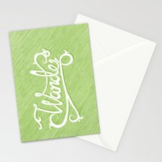 Not All Who Wander... Stationery Cards