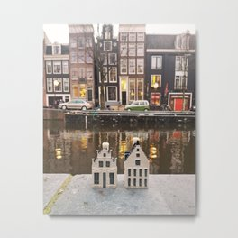 Amsterdam 4 Metal Print