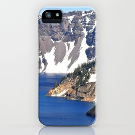 CRATER LAKE - 1 iPhone Case