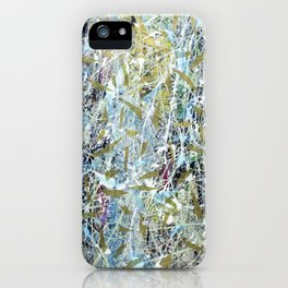 Connection to My Heart 1 by GJ Gillespie iPhone Case