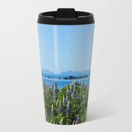 Scenic Alaskan Photography Print Travel Mug