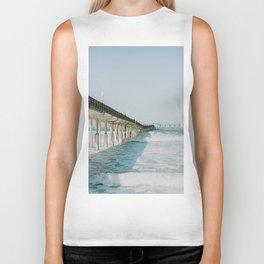 Ocean Beach Boardwalk Biker Tank