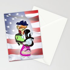 FBH Presidents Stationery Cards