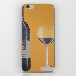 In vinum es veritas iPhone Skin