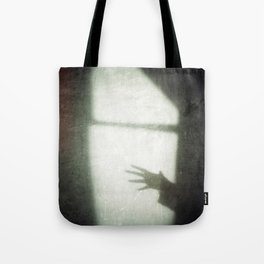 This Is The HHHHHAAAANNNNNDD - ©Gerald Robin Tote Bag