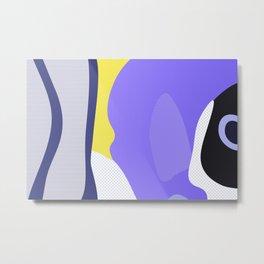 Tropical Fish 3 Metal Print