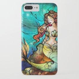 The Serene Siren iPhone Case