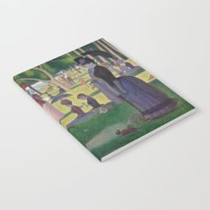 Georges Seurat - A Sunday Afternoon on the Island of La Grande Jatte Notebook